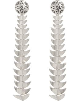 Dorado Long Drop Earrings