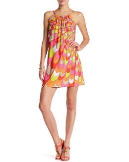 Bennie 2 Abstract Print Dress