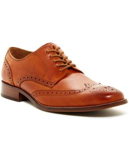Williams Medallion Wingtip Ii Derby - Wide Width Available