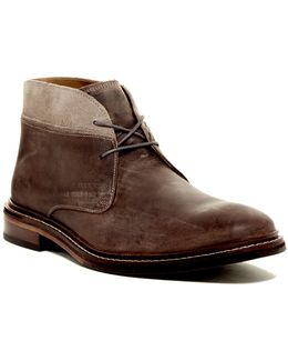 Benton Welt Chukka Boot - Wide Width Available