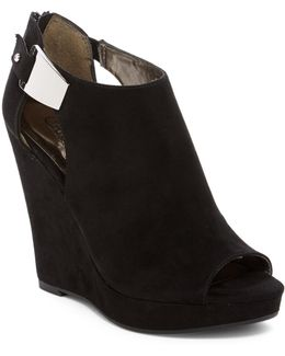 Manchester Wedge Bootie