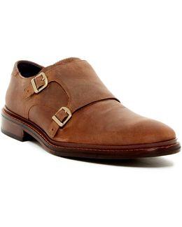 Benton Welt Double Monk Shoe Ii