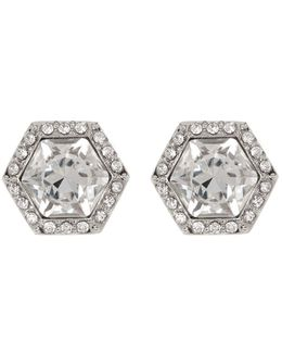Diamonds In The Sky Stud Earrings
