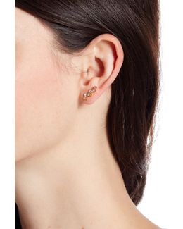 Asymmetrical Ear Jacket