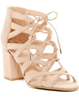 Meena Block Heel Sandal