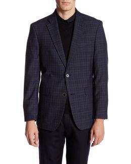 Wool Blend Sport Coat