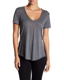 Side Slit Favorite Tee