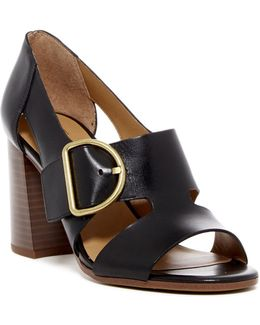 Mirabel Buckle Pump