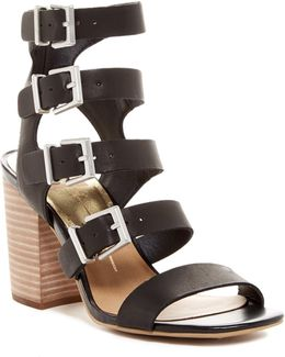 Calima Block Heeled Sandal