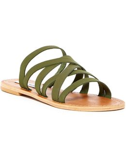 Campbell Strappy Slide Sandal