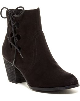 Cathleen Lace Bootie