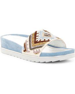 Cava Slide Sandal