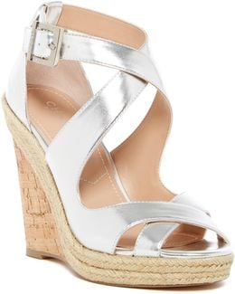 Belfast Strappy Wedge Sandal