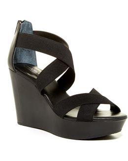 Fani Platform Wedge Sandal