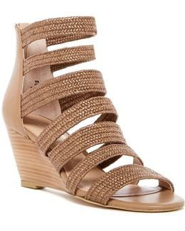 Hamburg Wedge Sandal