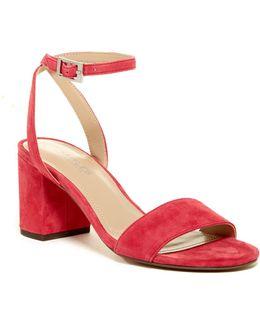 Keenan Block Heel Sandal
