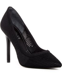 Pacey Knit Pump