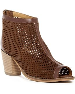 Unify Perforated Bootie