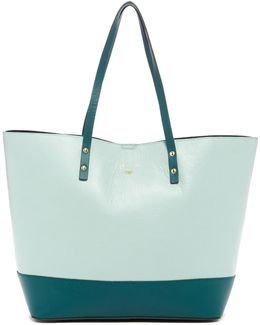 Beckett Leather Tote
