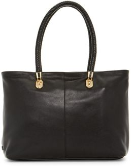 Benson Leather Tote