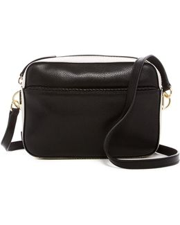 Benson Leather Crossbody