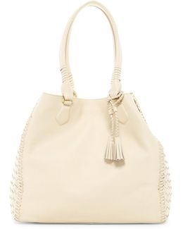 Dillan Leather Tote