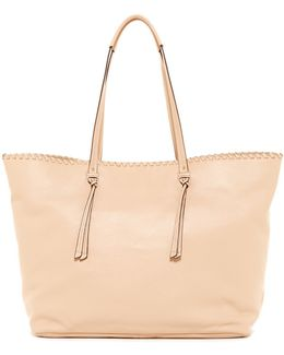 Rumey Ii Leather Tote