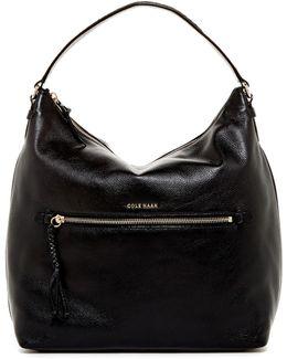 Delilah Leather Hobo