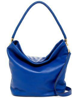Benson Ii Leather Hobo Bag