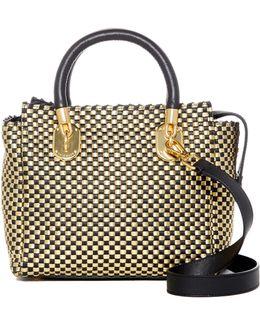 Benson Ii Small Leather Tote Bag