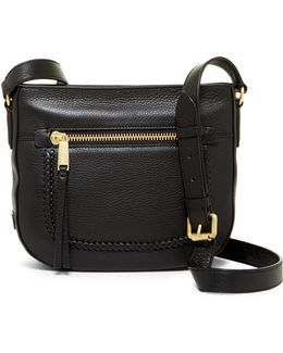 Celia Leather Crossbody