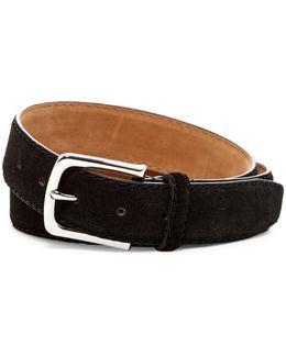 Suede Pant Belt