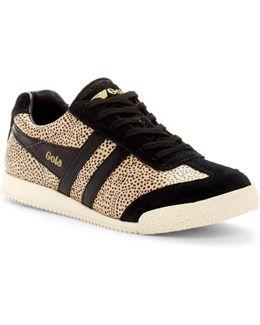 Harrier Safari Suede Sneaker