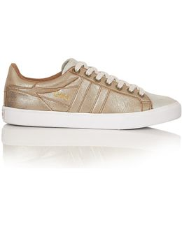Orchid Super Metallic Sneaker