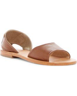 Clarkson Flat Sandal