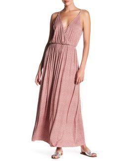 Andrea Printed Maxi Dress