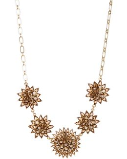 Starburst Frontal Necklace