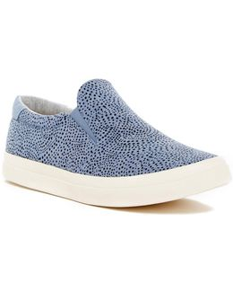 Seeker Slip-on Denim Sneaker