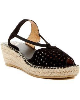 Corrine Wedge Sandal