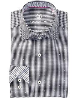Oxford Trim Fit Dress Shirt