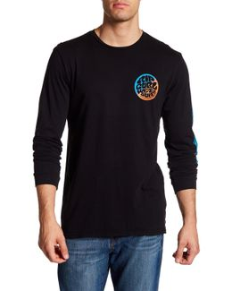 Wettie Sessions Long Sleeve Tee