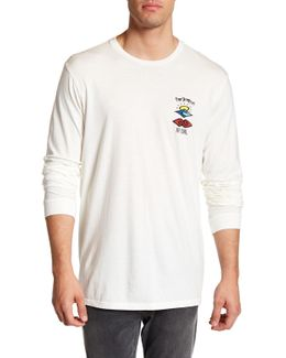 The Early Search Long Sleeve Tee