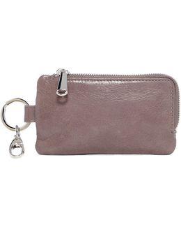 Cali Zip Around Leather Wallet
