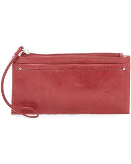 Kimi Leather Card Stacker