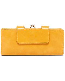 Nancy Leather Wallet