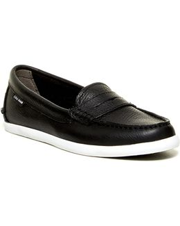 Nantucket Leather Loafer