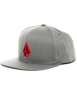 Stone Snap Back Hat