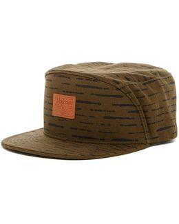 Union Flat Snapback Cap