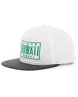 Hawaii Frame Snapback Cap