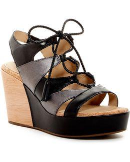 Jaleah Platform Wedge Sandal